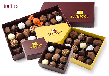 Boxed Truffle Assortments